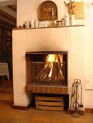 Imatge relacionada amb llar de foc