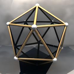 Imatge relacionada amb icosàedre