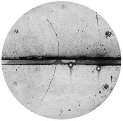 Imatge relacionada amb positró