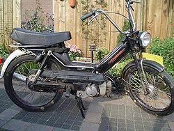 Imatge relacionada amb ciclomotor