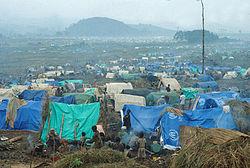Imatge relacionada amb camp de refugiats
