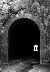 Imatge relacionada amb túnel
