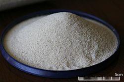 Imatge relacionada amb sèmola