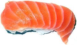 Imatge relacionada amb salmó