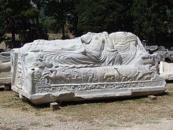 Imatge relacionada amb sarcòfag