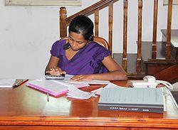 Imatge relacionada amb secretari