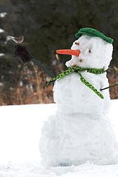 Imatge relacionada amb ninot de neu