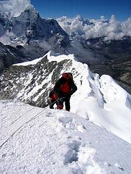 Imatge relacionada amb alpinisme
