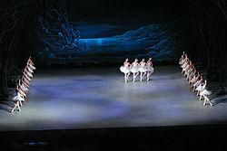 Imatge relacionada amb coreografia