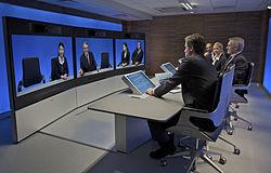 Imatge relacionada amb videoconferència