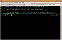 Imatge relacionada amb terminal