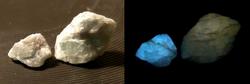 Imatge relacionada amb termoluminescència