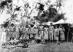 Imatge relacionada amb tribu