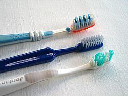 Imatge relacionada amb raspall de dents