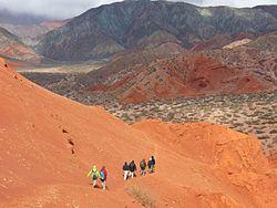 Imatge relacionada amb senderisme