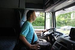 Imatge relacionada amb camioner