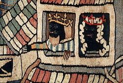 Imatge relacionada amb tapís