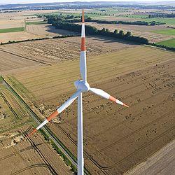 Imatge relacionada amb aerogenerador