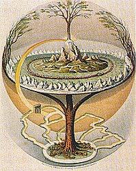 Imatge relacionada amb cosmogonia