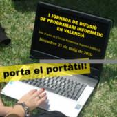 Softcatalà participa a la «I Jornada de difusió de programari informàtic en valencià» a la Universitat d'Alacant