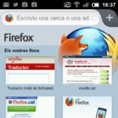 Softcatalà presenta la traducció al català del navegador Firefox per a dispositius Android