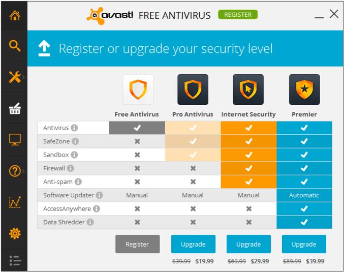 Imatge destacada 2 del Avast! Free Antivirus