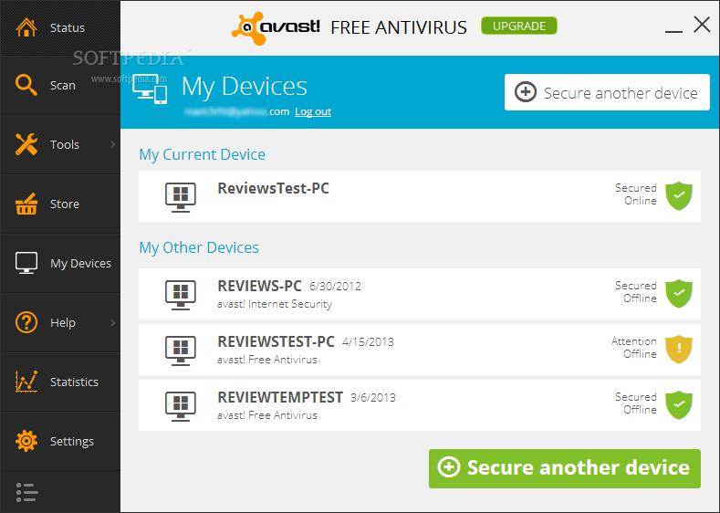 Imatge destacada 3 del Avast! Free Antivirus