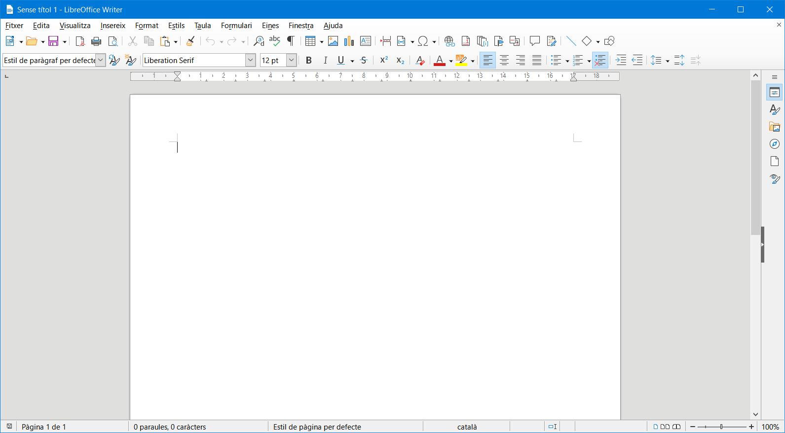 Imatge destacada 2 del LibreOffice