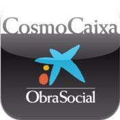 logotip CosmoCaixa