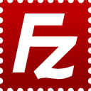 logotip FileZilla