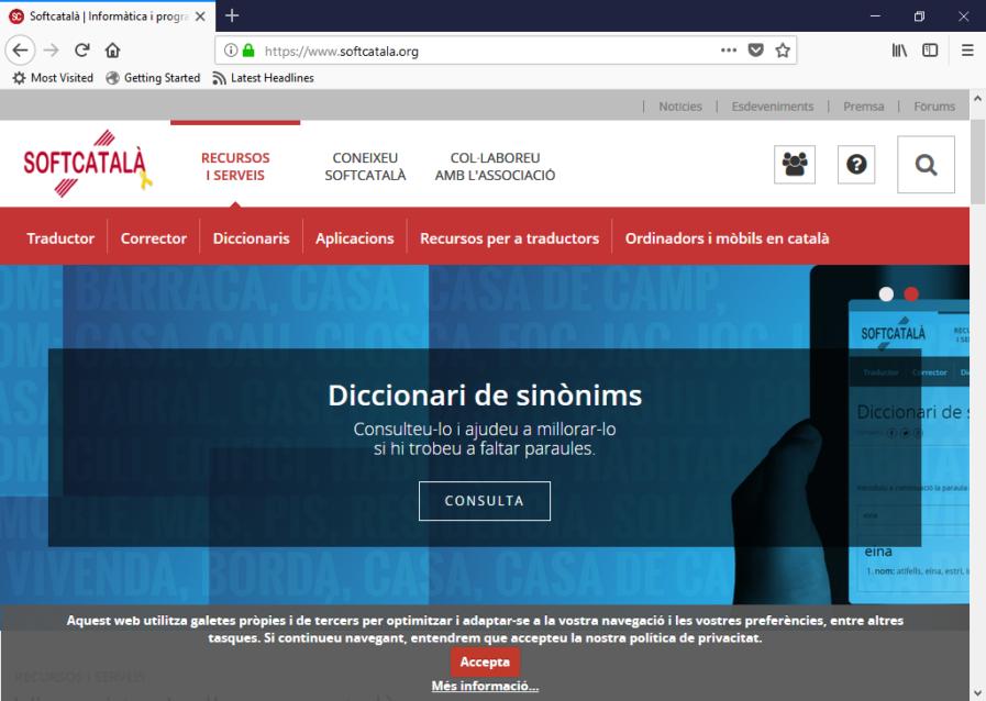 Imatge destacada 1 del Firefox en català