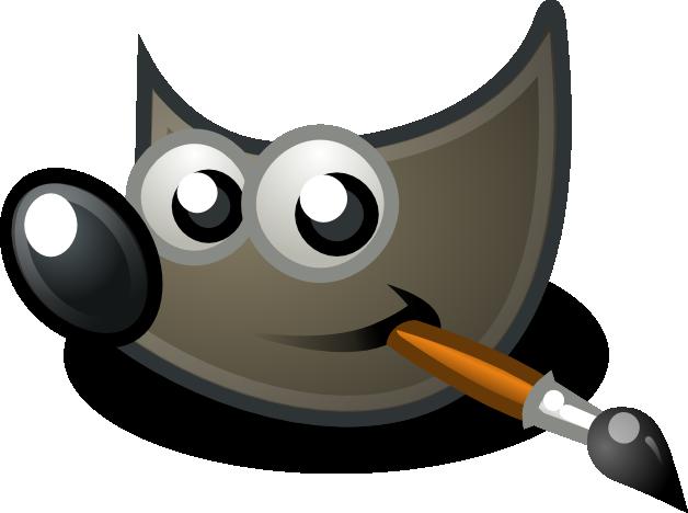 logotip GIMP