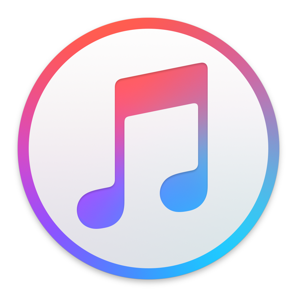 logotip ITunes
