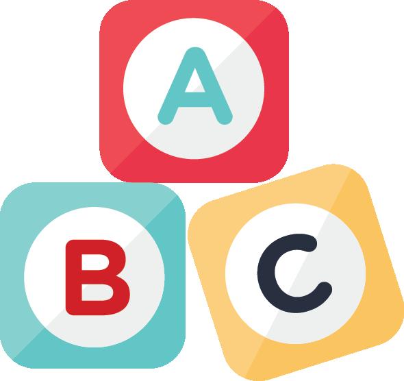 logotip Diccionari català de partició de mots