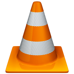 logotip VLC media player
