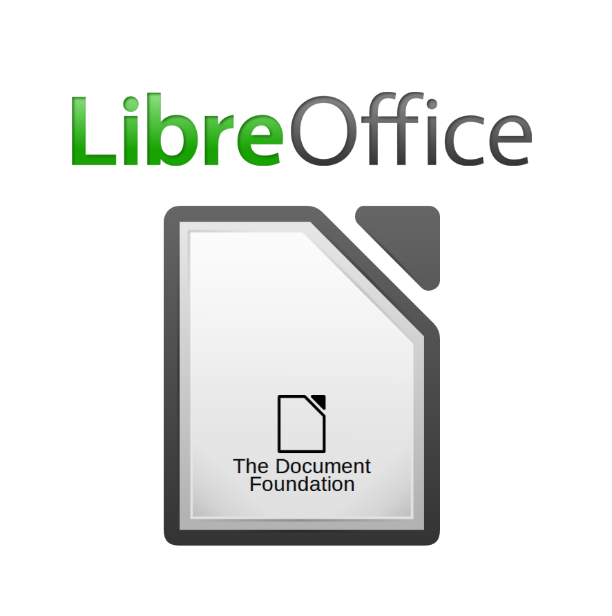 logotip Paquet català per al LibreOffice