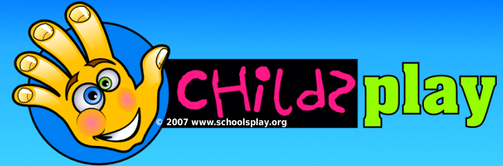 logotip Childsplay