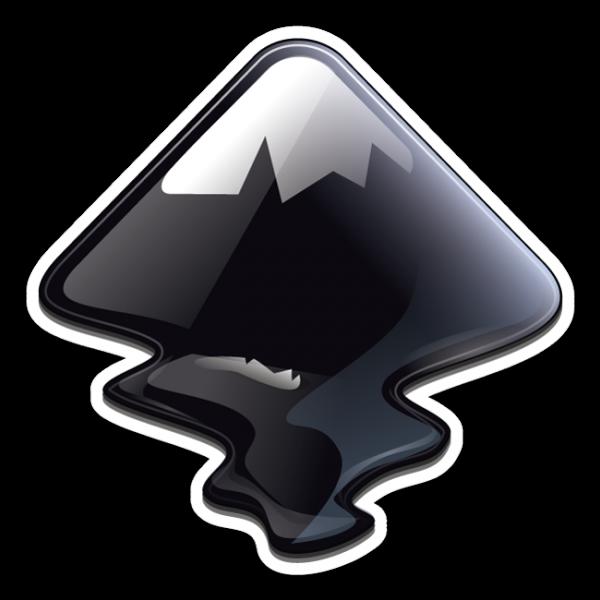 logotip Inkscape