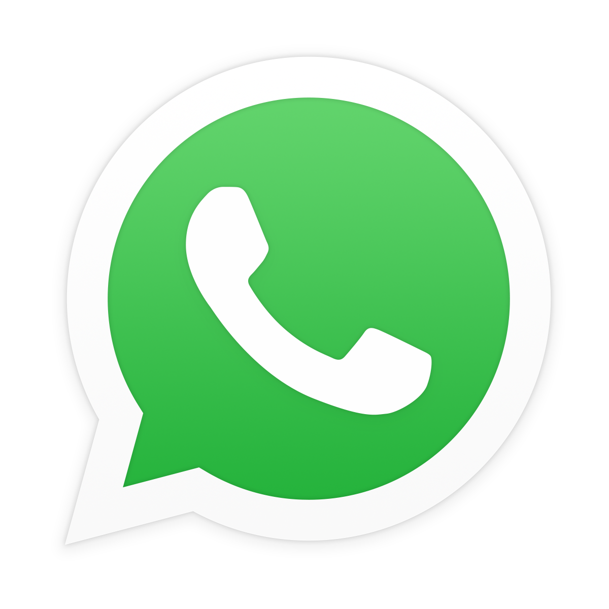 logotip WhatsApp Messenger