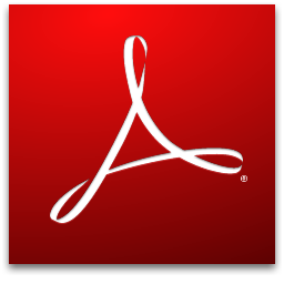 logotip Adobe Acrobat Reader