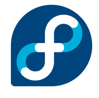 logotip Fedora