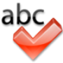 logotip Corrector ortogràfic