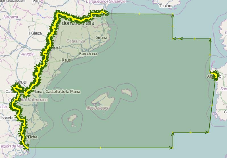 Imatge destacada 1 del Mapa català per a l'OsmAnd