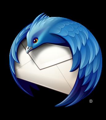 logotip Paquet català per al Thunderbird