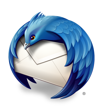 logotip Thunderbird