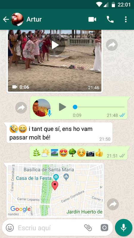 Imatge destacada 1 del WhatsApp Messenger