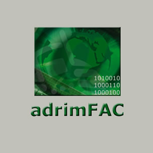 logotip AdrimFac