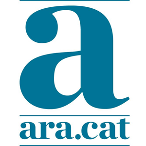 logotip ARA.CAT mòbil