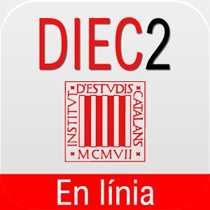 logotip DIEC2 en línia