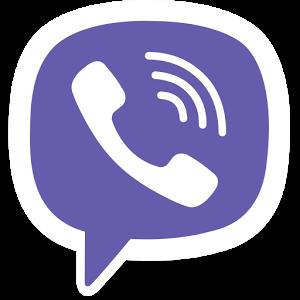 logotip Viber